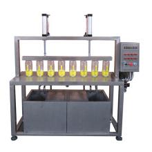 6-6-1 Beer Filling Machine / Beer Keg Washing And Filling Machine / Small Beer Bottle Filling Machine