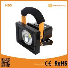 Luz de trabalho LED de alto desempenho 10W luz de inundação exterior LED