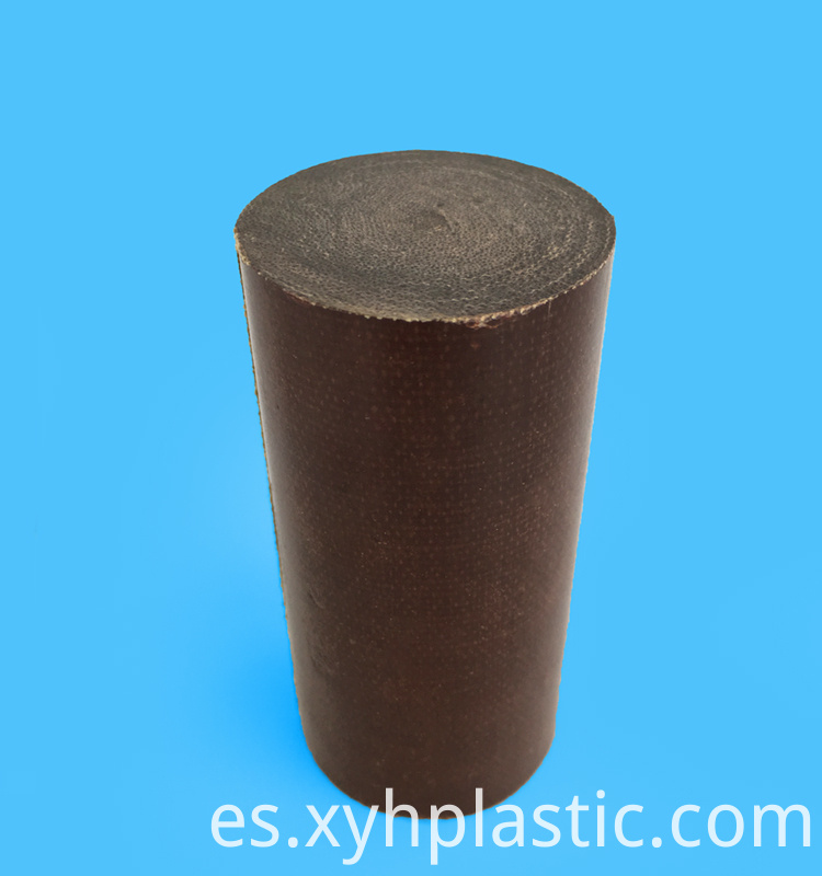Brown Cotton Laminated Rod