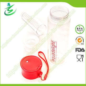 24 oz Tritan Fruit Infuser Bouteille d'eau avec logo personnalisé (IB-N1)