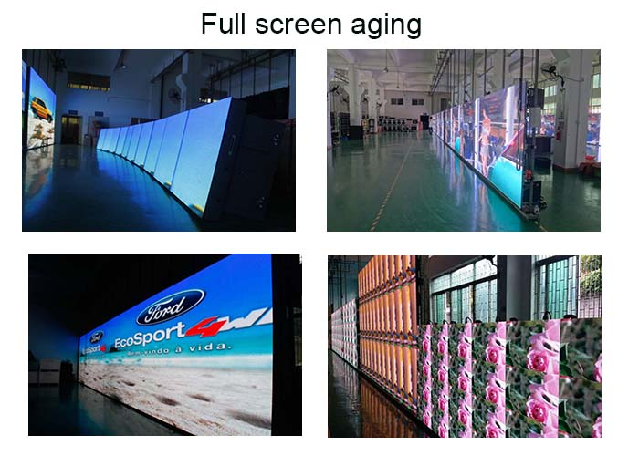 wide view angle led panel