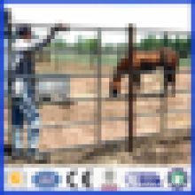 2015 hot sale!!! galvanized or PVC coated horse fence for factory