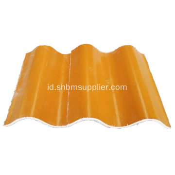 Grey PET Film Magnesium Oxide Roofing Sheet
