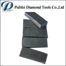 Small Circle Saw Blade Segment for Granite Marble Sandstone Cutting