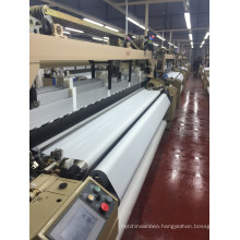 Water Jet Loom to Make Blackout Fabric