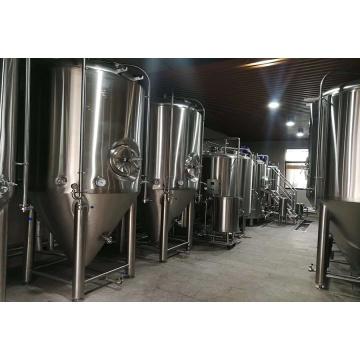 Fermentador de cerveja de aço inoxidável Brewpub 5HL