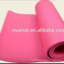 Alta qualidade Não-Deslizamento Exercício Ginásio de Esportes de Fitness Em Casa Interior Eco-friendly Grosso Tapete de Yoga, tapete de esportes