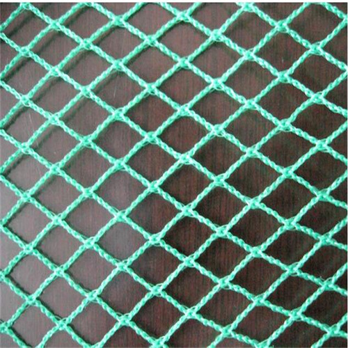 High density polyethylene warp knitting Knotless net