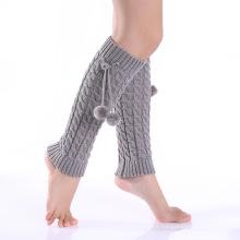 Fashion Acrylic Knitted Leg Warmers Socks Leg Cover