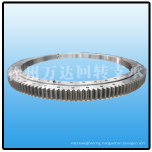Wanda slewing bearing for agricultural machine