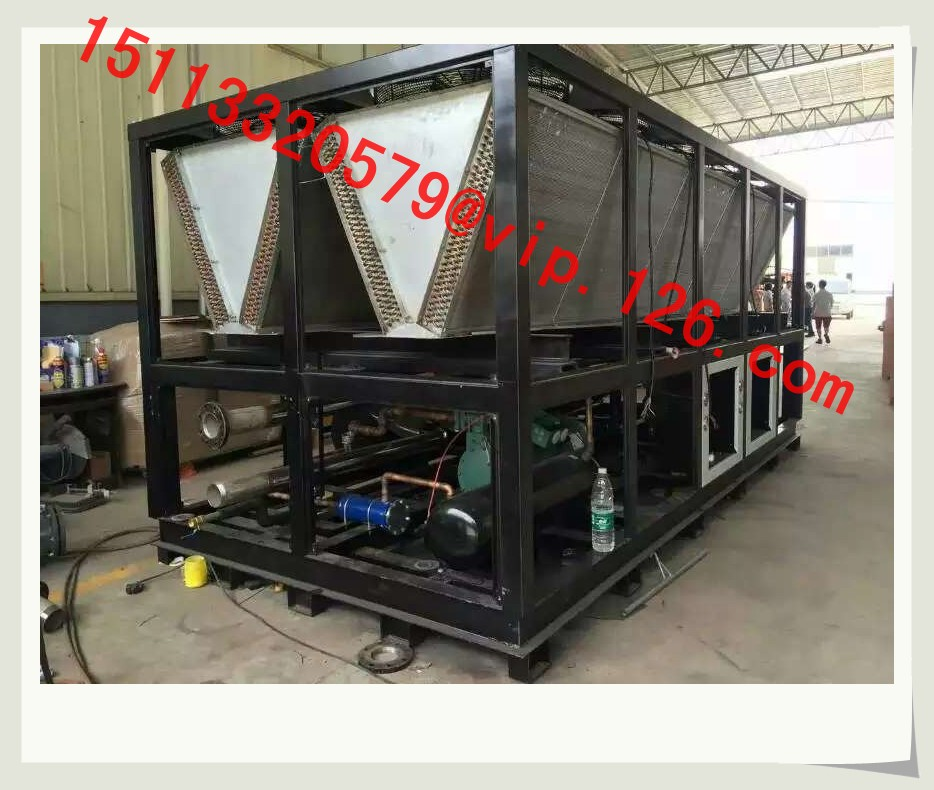 Air Cooled Water Chiller 4b