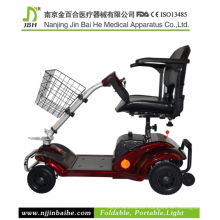 Cheap Price Electric Mobility Scooter with 4 Wheels