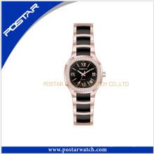 Relógio de pulso Mens Style Watches White Watch