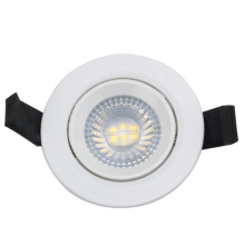 Dimmable a mené le downlight mené par plafond 6W