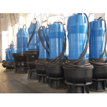 Vertical Axial Submersible Water Pump
