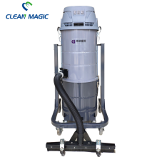 Hand-held fully automatic industrial vacuum cleaner