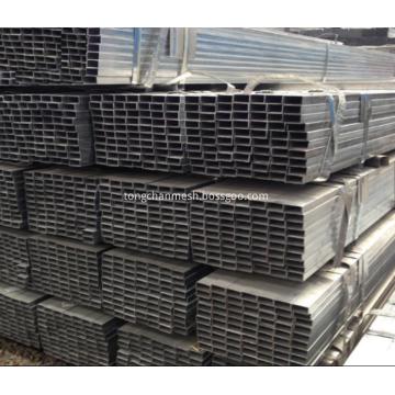 Stahlrohre aus verzinktem Hohlprofil
