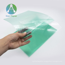 0.2mm Overlay Clear PC Sheet/PC Film For ID Cards/driving license