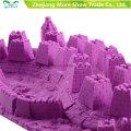 Arena mágica a granel al por mayor para los niños juguetes creativos educativos que juegan de la arena dinámica