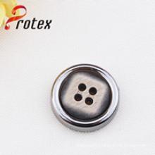 2.5cm Plastic Coat Button for Garment Accessories