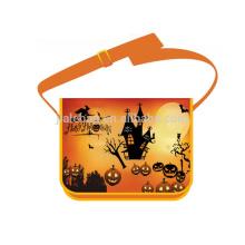 Popular customized design happy Halloween gift shoulder bag