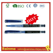 Free Ink Roller Pen with Blue Ink