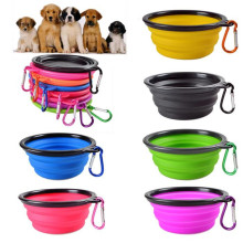 Pet Water Bowl Faltbare Reisehundeschale