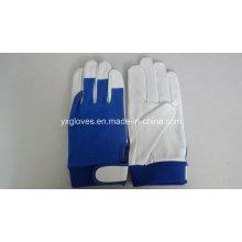 Goat Skin Glove-Industrial Gloves-Working Gloves-Safety Glove-Leather Gloves