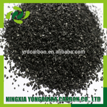 wood based granular , powder activated 8x30 carbon in water treatment chemicals