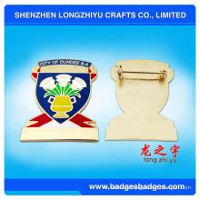 Insignia de esmalte suave (LZY-PIN 0058)