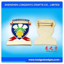 Soft Enamel Badge (LZY-PIN 0058)