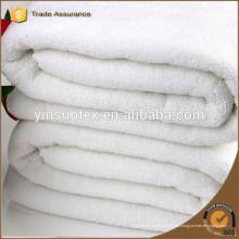 China weißes Handtuch, Hoteltuch, dickes Baumwolltuch