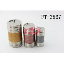 Stainless Steel Spray Lacquer Pepper Canister (FT-3867)