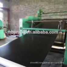 Black SBR Rubber Sheet
