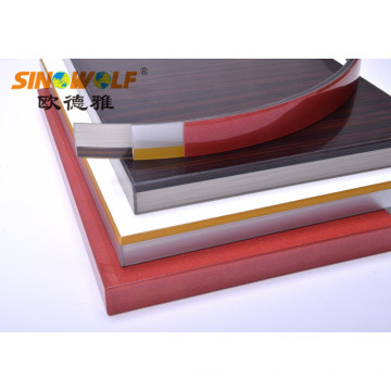 PMMA Acrylic Edge Banding with Transfer Film