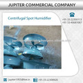 Humidificador centrífugo para uso industrial en evaporación