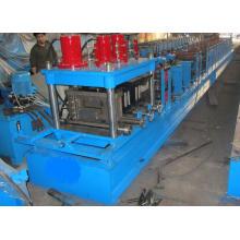 O Purlin de aço inoxidável popular australiano da espessura 0.7mm Z lamina a formação da máquina