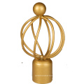 B19100 finial in painted finish