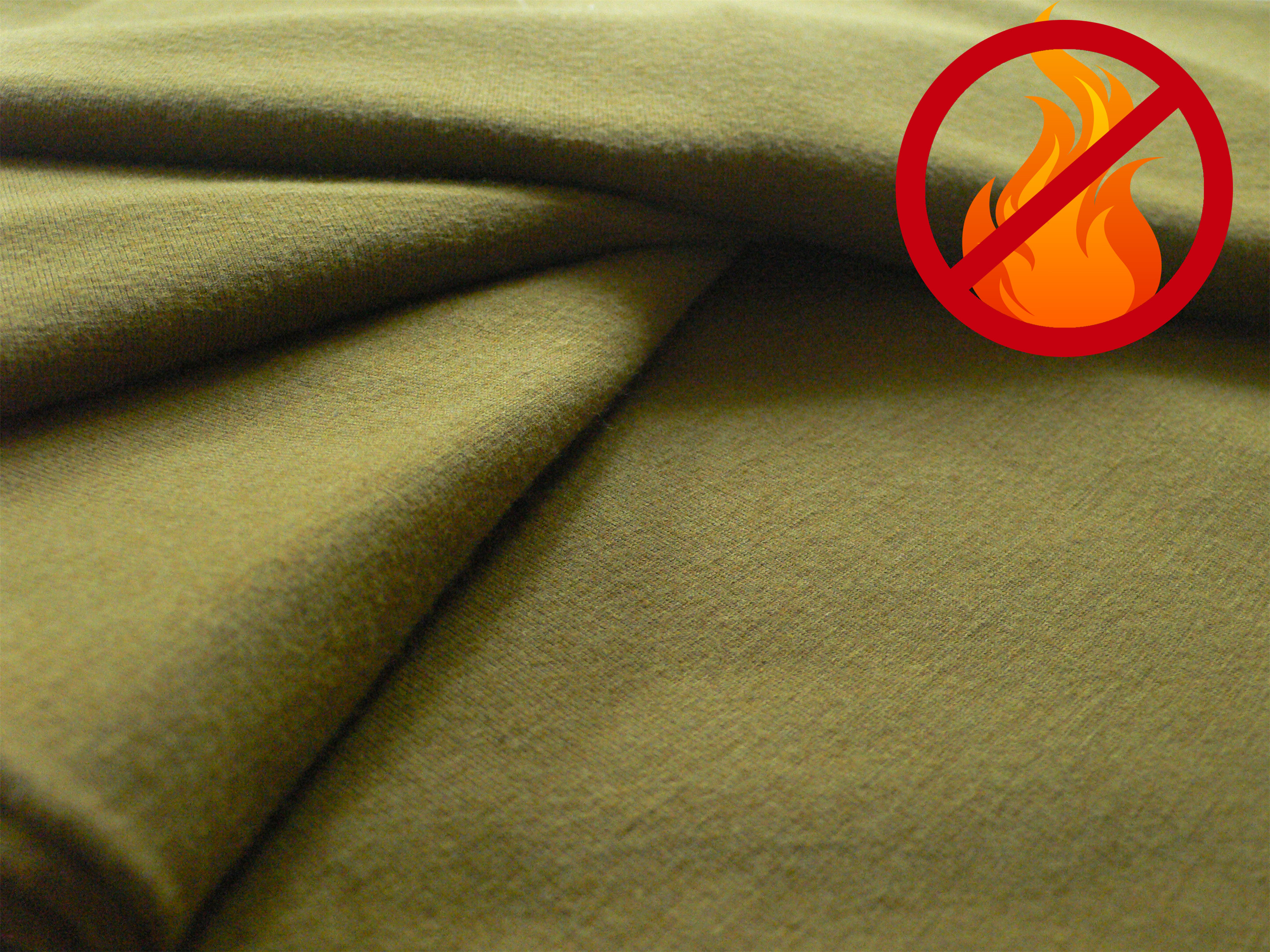 Fire-Retardant Knitting Modacrylic and FR Viscose Fabric for Underwear