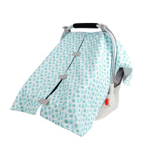 2021 Top quality new design breathable harsh light mosquito proof baby car seat cover
