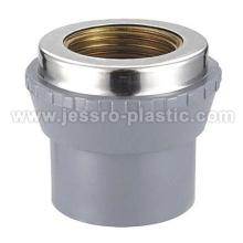 ASTM SCH80-FEMALE COUPLING(COPPER )