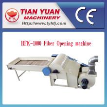 Textilgarn-Gewebe-Polyester-Baumwollfaser-Öffnungs-Maschine