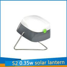 New Design S2 Solar Light Lantern 0.35W for Sale