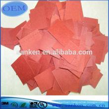 High quality custom shape vulcanized fiber