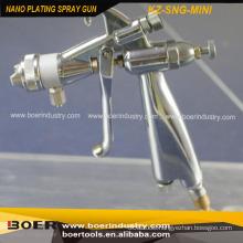 Nano Plating Spray Gun Double Nozzle Spray Gun Mini Type