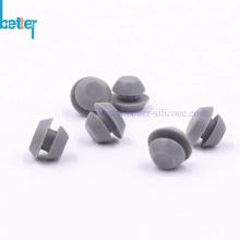 Plugues de ilhó de borracha de silicone personalizados para orifício