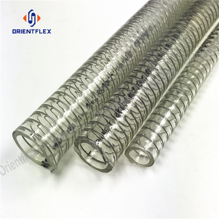 Pvc Steel Wire Hose 9