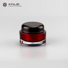 15 g Ellipse Shape Cosmetic Acrylic Jar