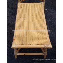 REAL Muebles de jardín / al aire libre de ratán - Taburete 3