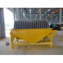 Separador de Tambor Magnético Seco de Separação Mineral